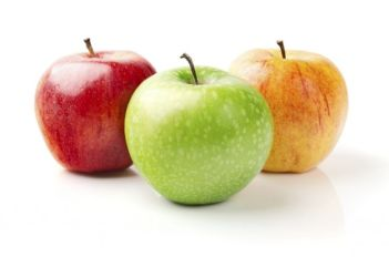 Qué nutrientes tiene la manzana2