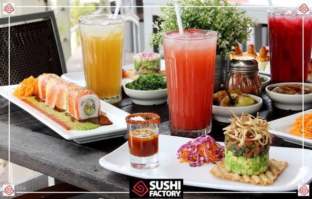 Platillos Sushi Factory