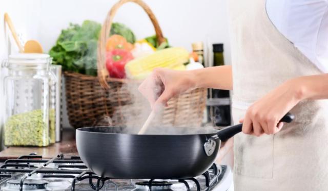 Cocinar menú semanal