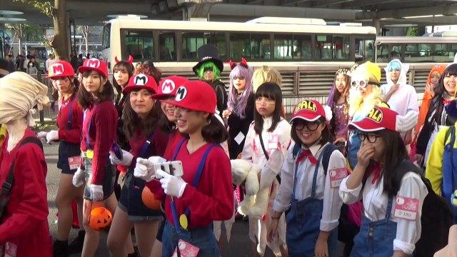 Halloween en Japon