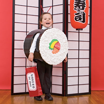 Disfraz de sushi niño