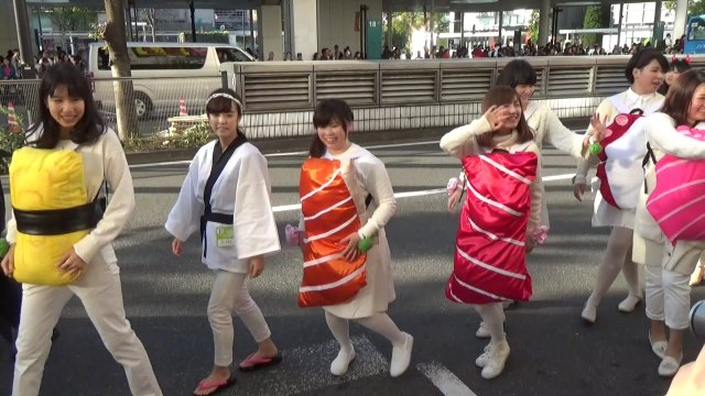 Sushi Japan Costume