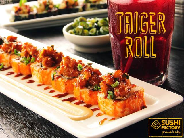 Taiger Roll