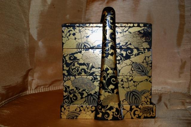 Ancient Bento Box
