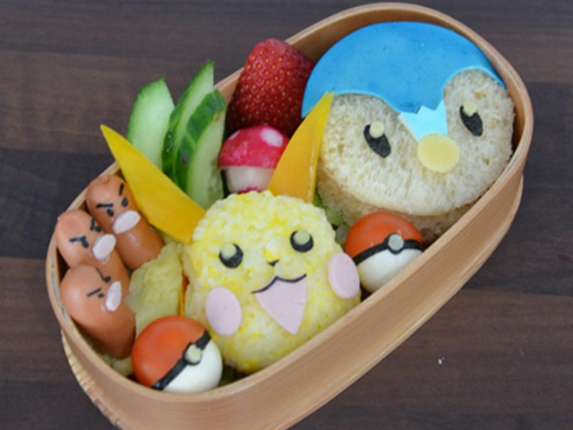 Bento Box pokemon