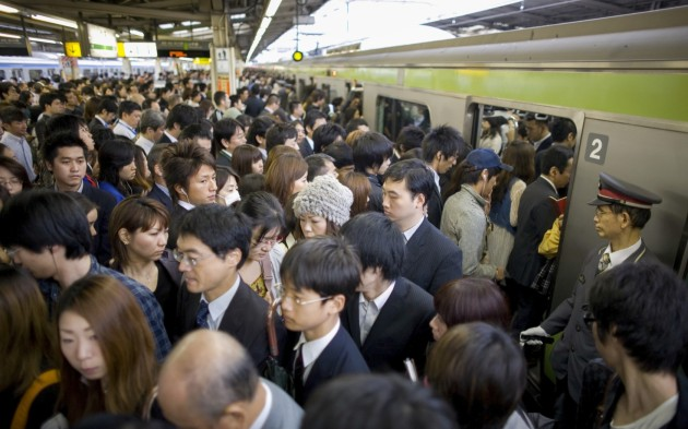 metro-en-japon