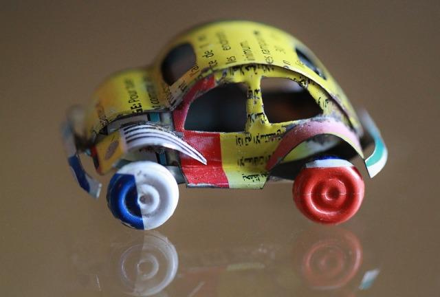 Auto reciclado