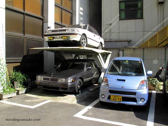 Estacionamiento 1