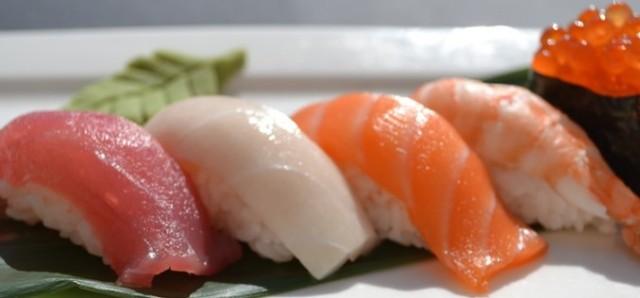 Origen del sushi