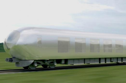Tren Invisible